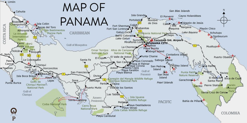 travel panamadrivinginpanama